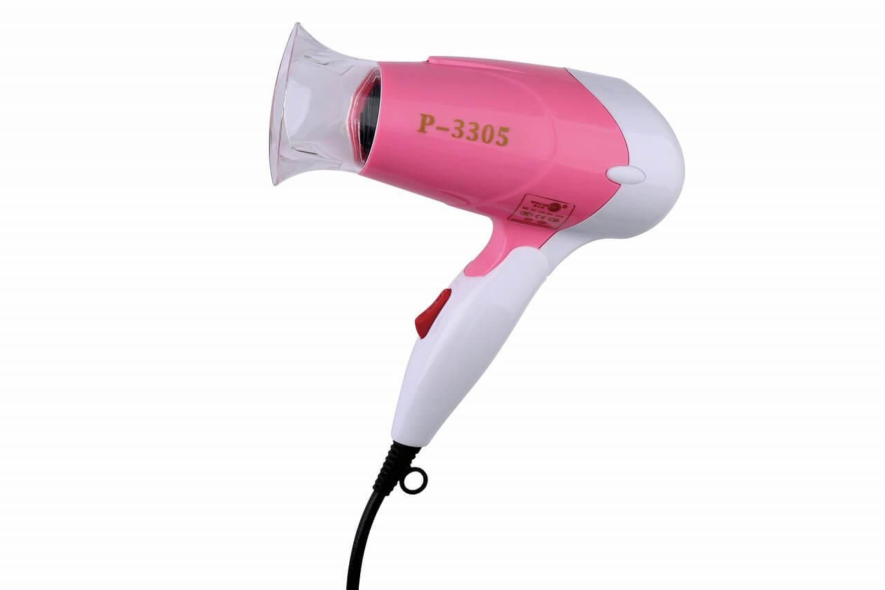 Hair dryer p 3305 mingshida for Dc motor hair dryer